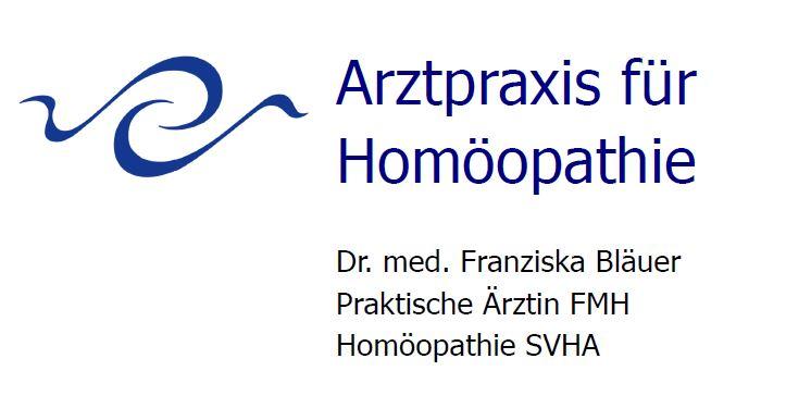 Arztpraxis für Homöopathie, Dr. med. Franziska Bläuer